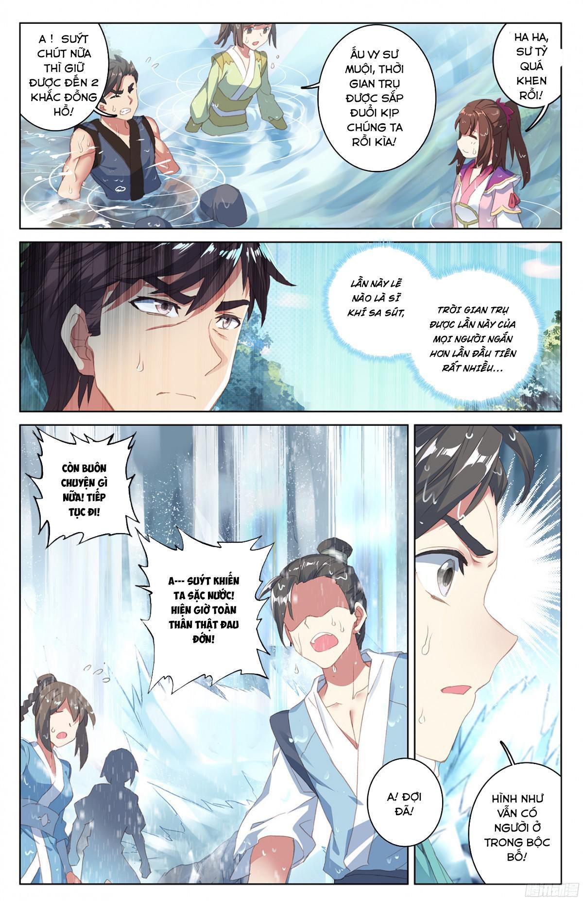 Nguyên Tôn - Chap 28