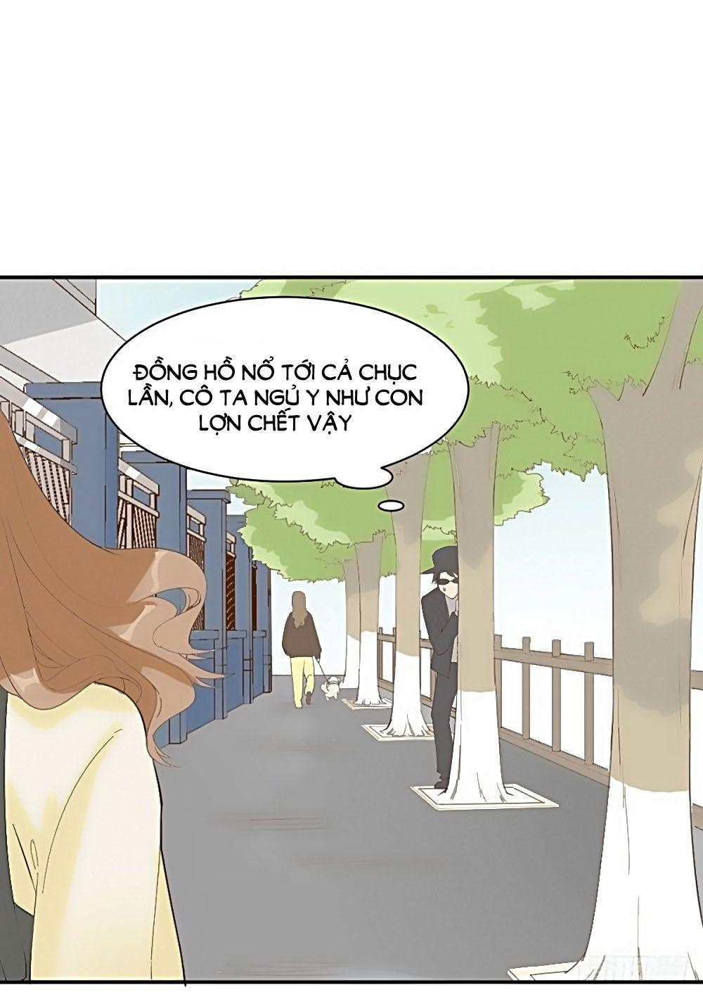 Nguyệt Lão Không Cho Phép Tôi Yêu Đương chap 5 - Trang 25