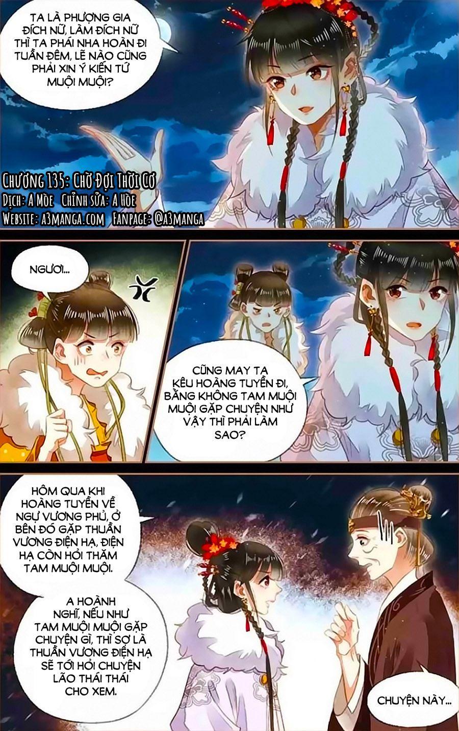 Thần Y Đích Nữ – Chap 135