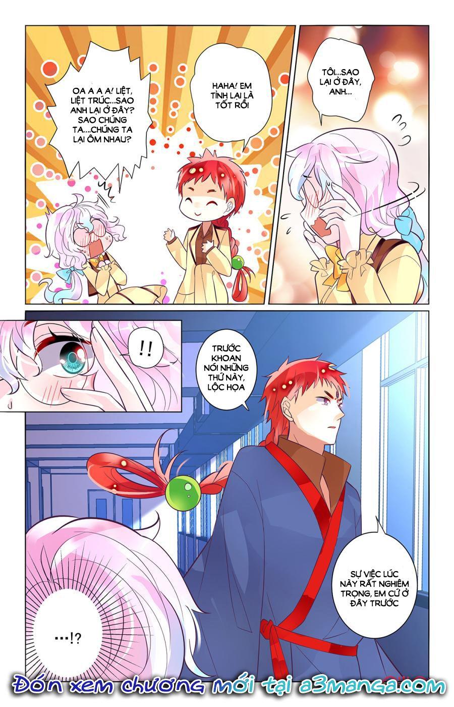 Ca Ca Gần Đây Có Chút Gay chap 98 - Trang 10