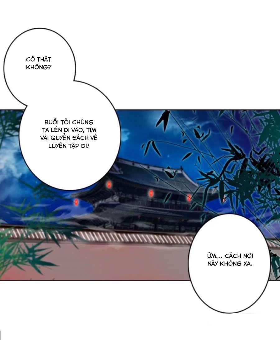 Dẫn Hồn Khúc chap 10.3 - Trang 12
