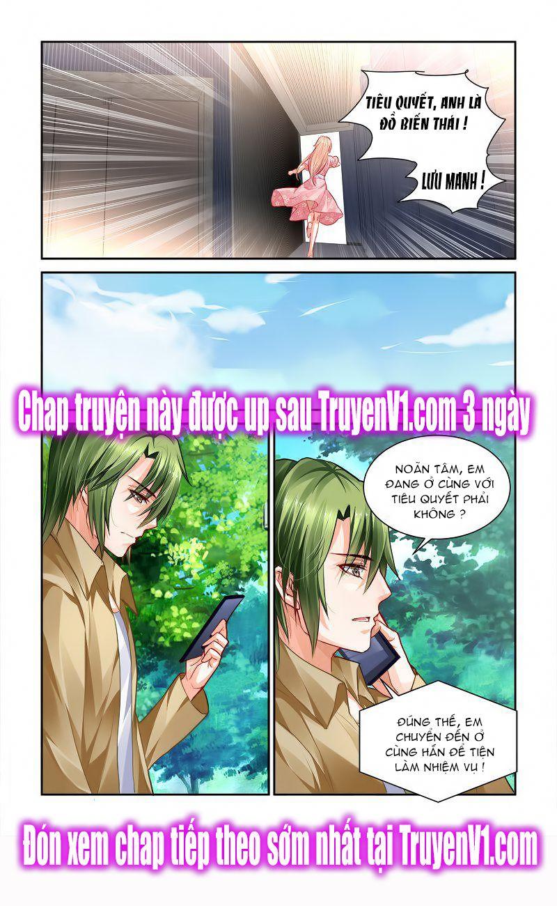 a3manga.com Hào Môn Đệ Nhất Thịnh Hôn Chap 21