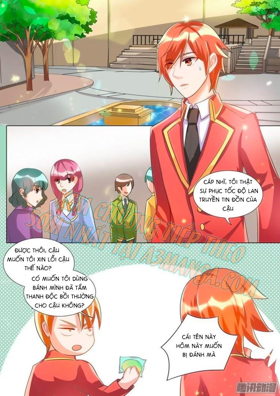 Chước Chước Lưu Ly Hạ Chap 101