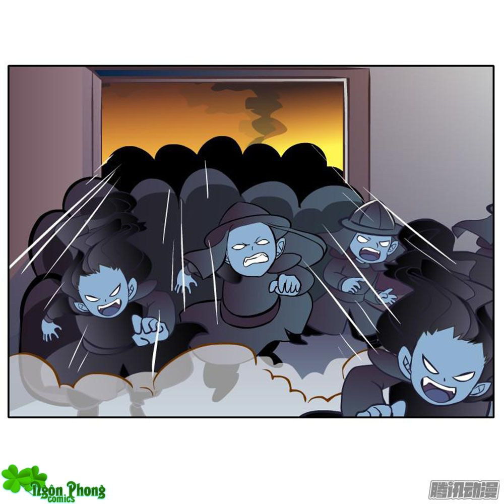 Hòa Thượng Và Tiểu Long Quân Chap 14