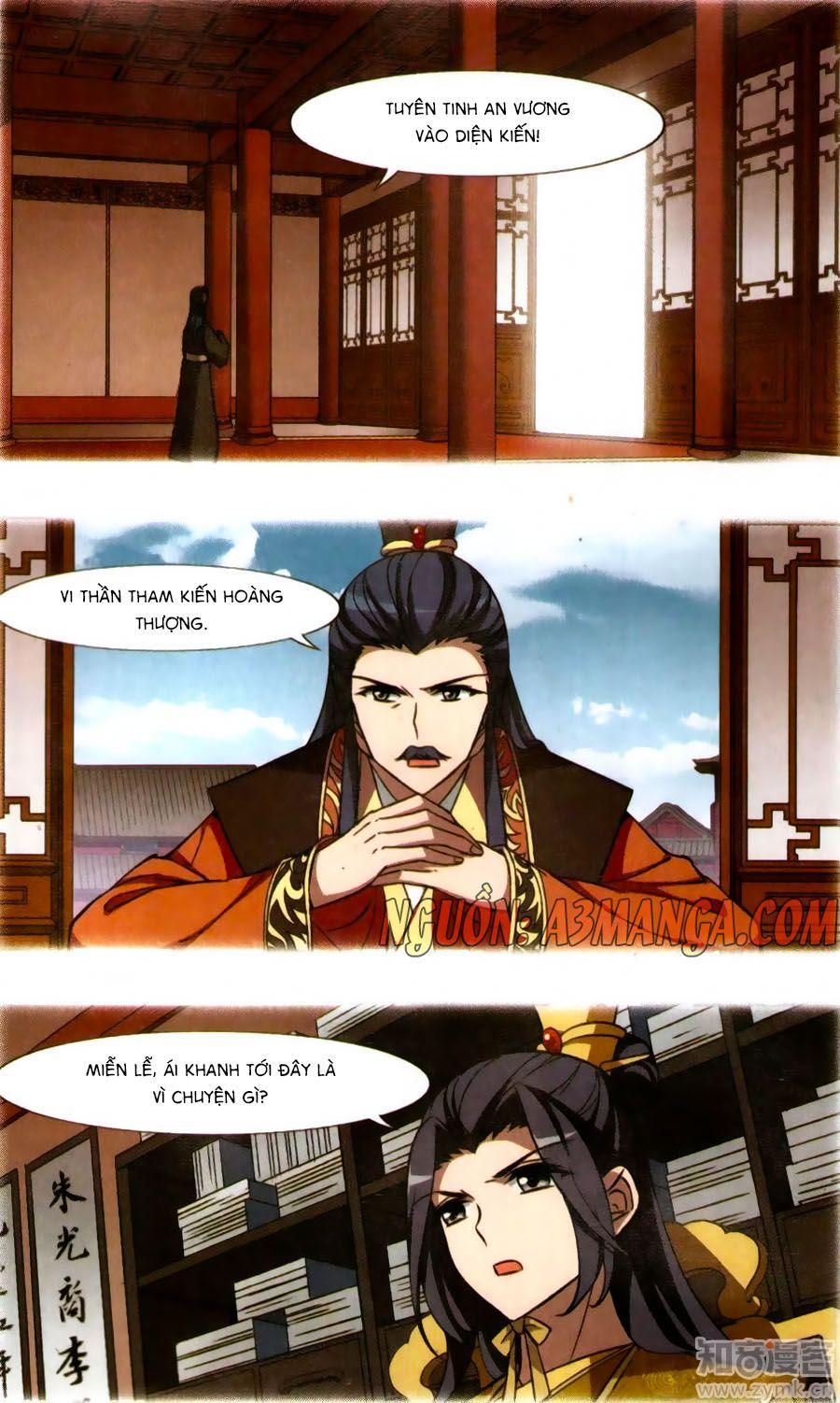Phượng Nghịch Thiên Hạ Chap 121