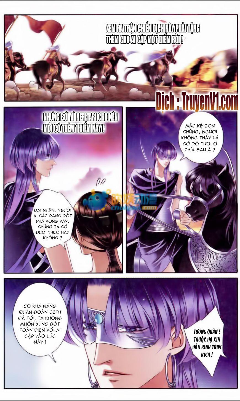 Sủng Phi Của Pharaoh Chap 38