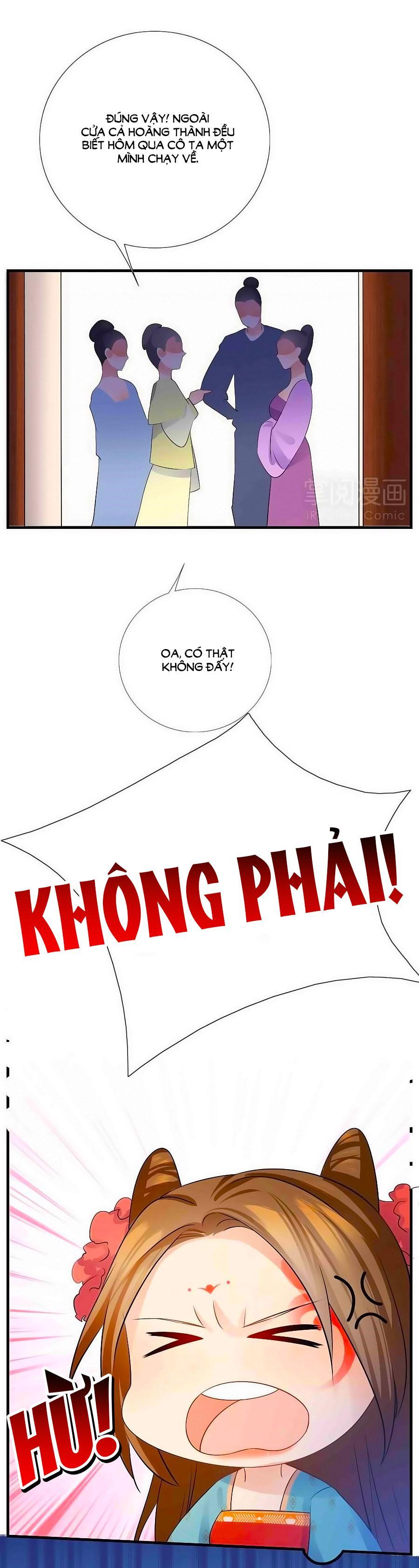 Kiêu Sủng Y Phi - Chap 5