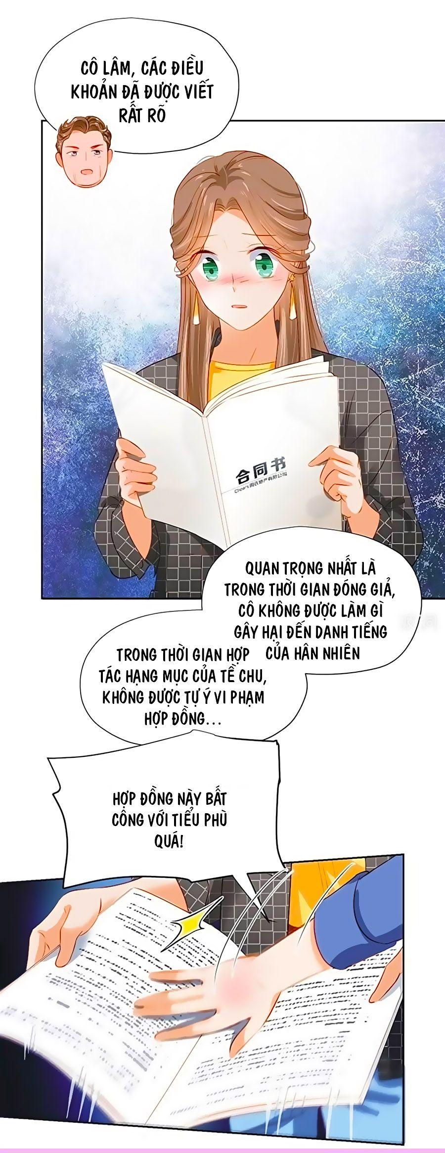 Khi Trá Luyến Nhân chap 10 - Trang 16