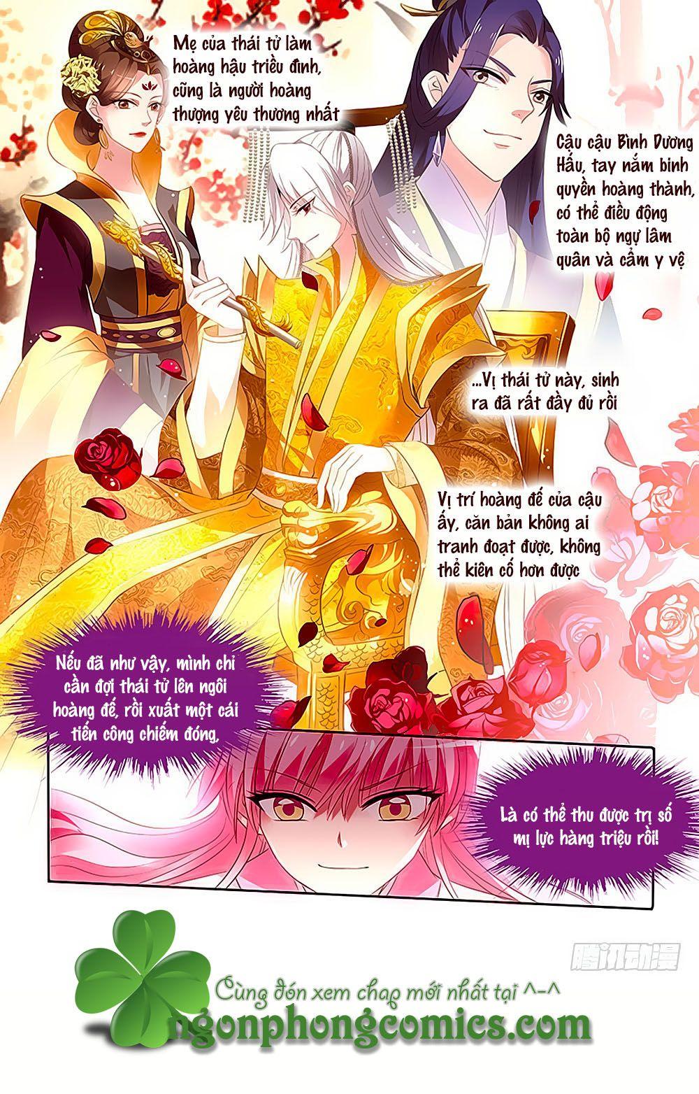 Hệ Thống Chế Tạo Nữ Thần chap 92 - Trang 8