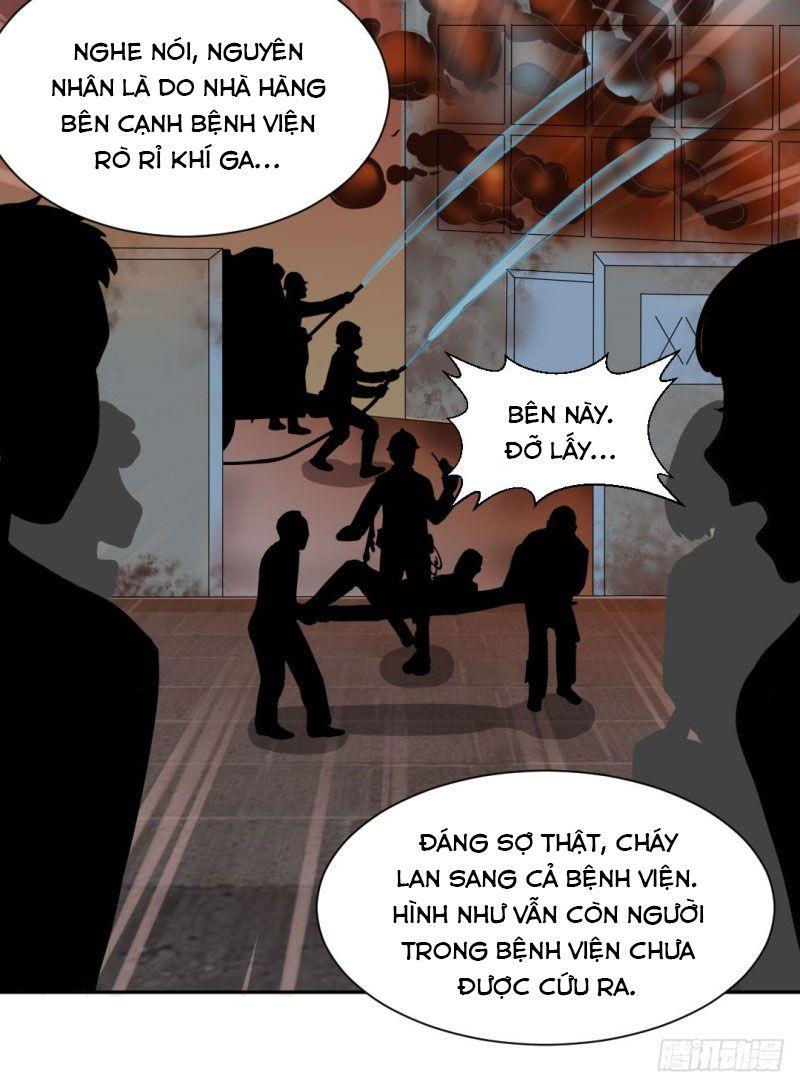 Cuộc Chiến Phía Sau Nhà Bếp chap 21 - Trang 11