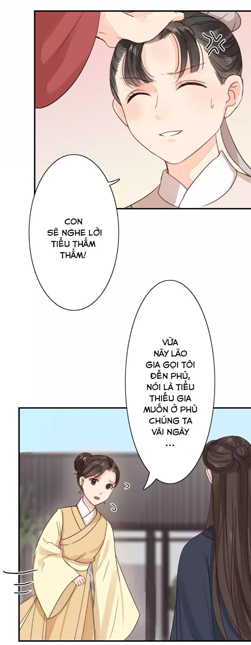 Chỉ Phu Vi Thê - Chap 39