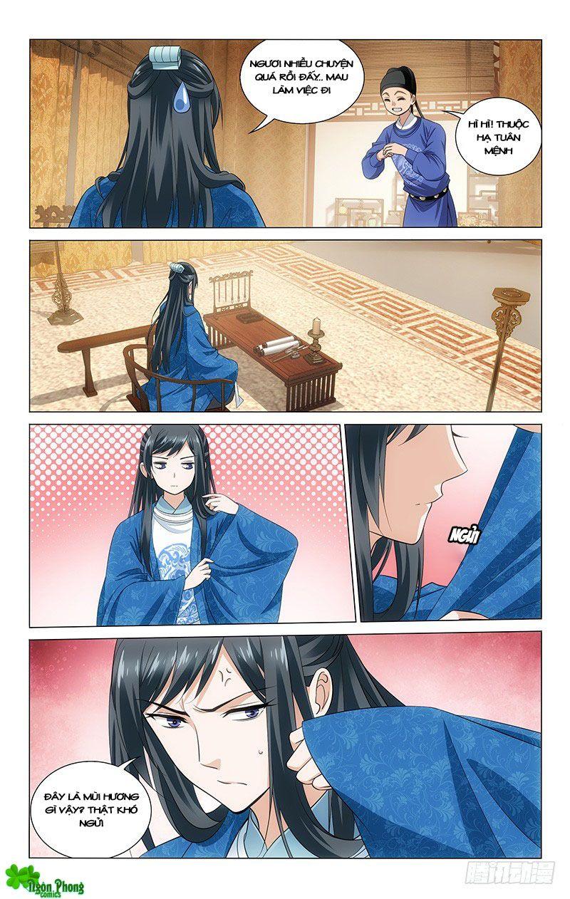 Vương Gia ! Không nên a ! chap 134 - Trang 4