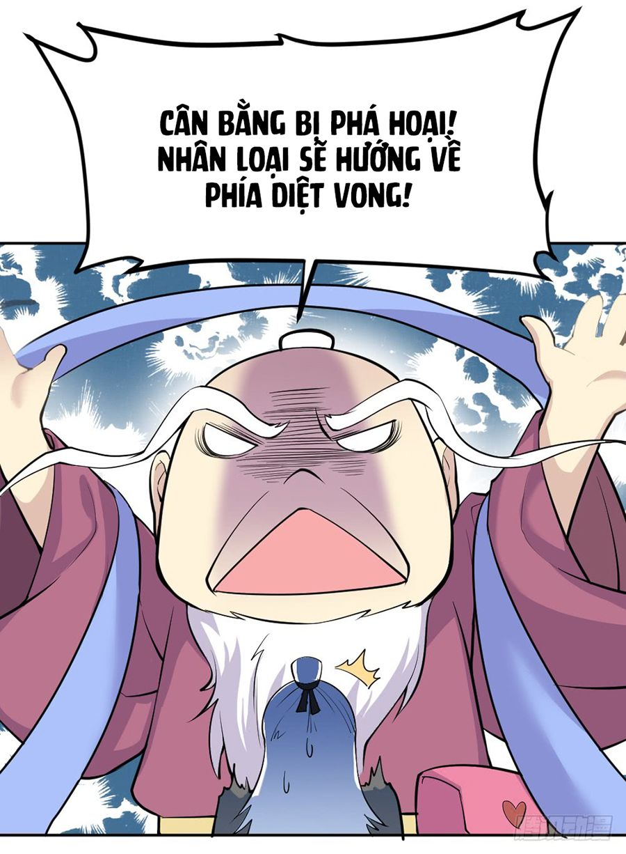 Nguyệt Lão Không Cho Phép Tôi Yêu Đương - Chap 1.2