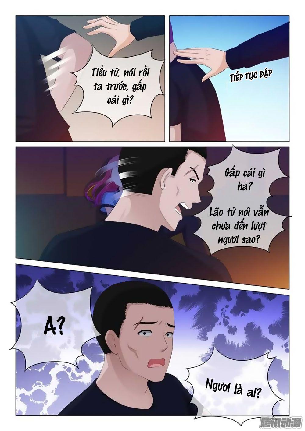 Băng Sơn Thủ Tế - Chap 93
