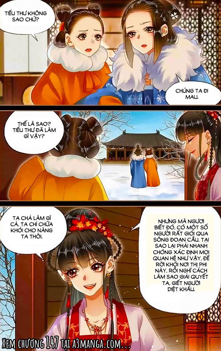 Thần Y Đích Nữ Chap 146 Trang 8