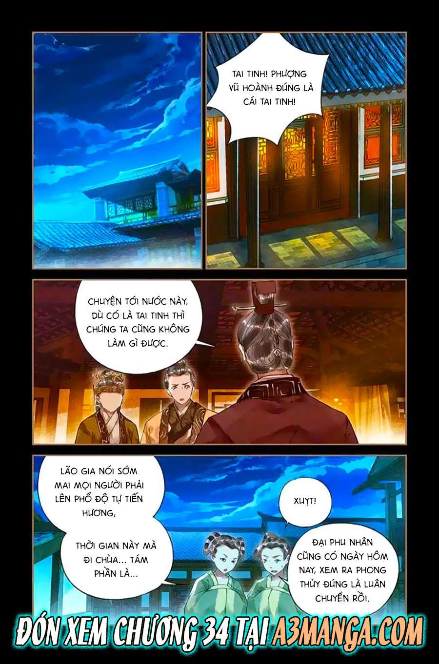 Thần Y Đích Nữ Chap 33