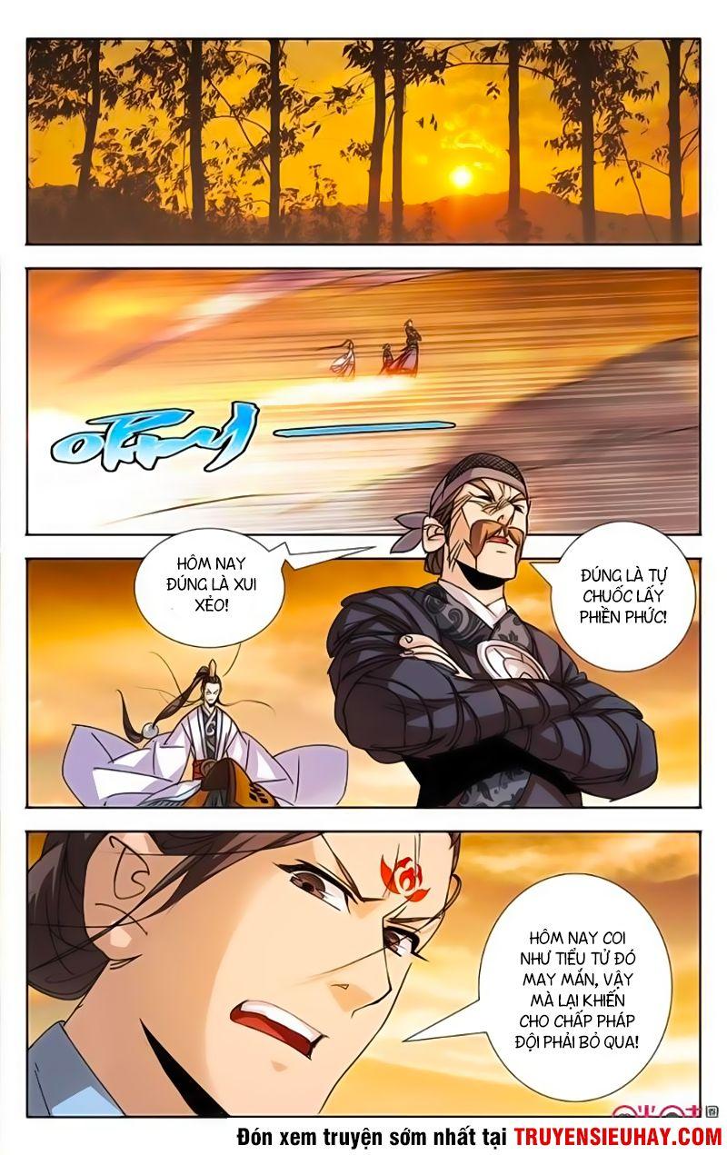 Trảm Đạo Kỷ - Chap 25