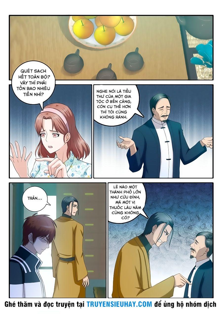 Trọng Sinh Đô Thị Tu Tiên - Chap 43