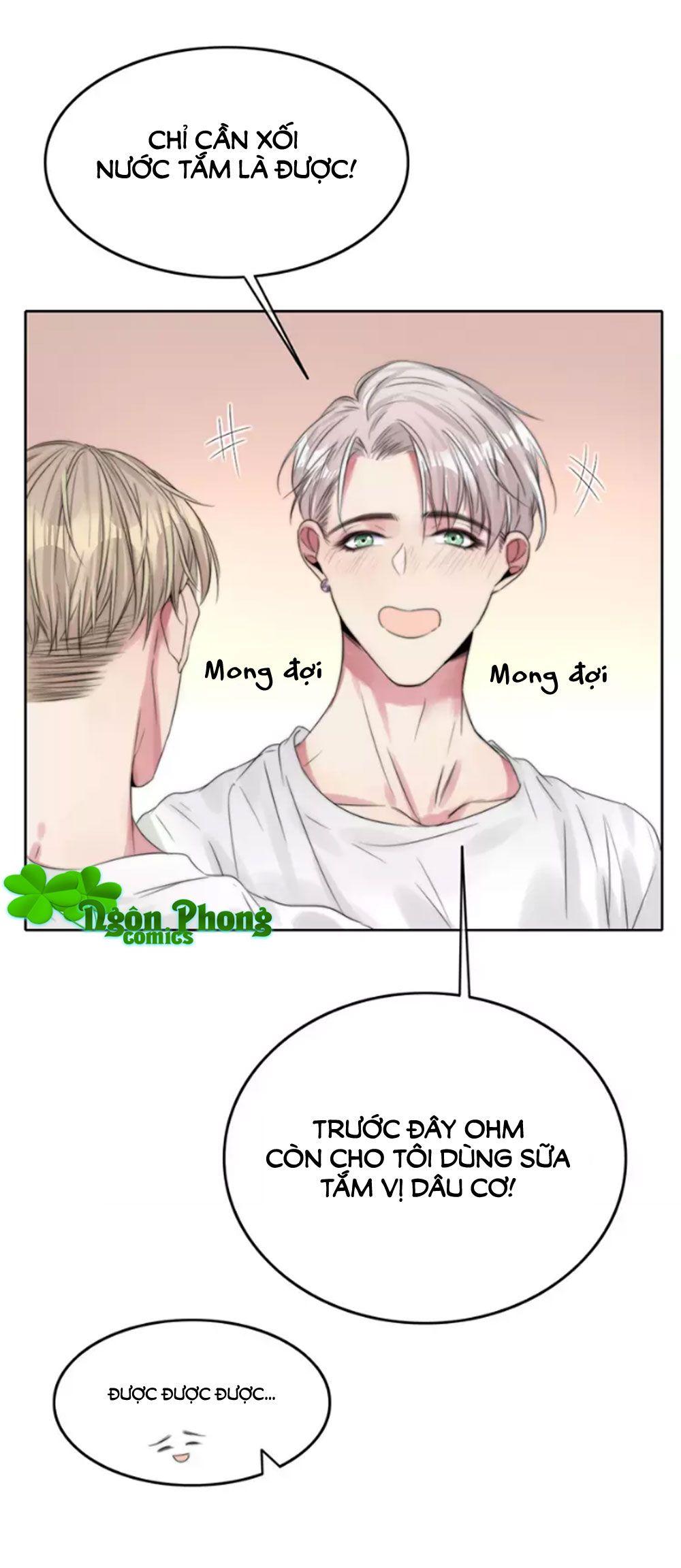 Fan Biến Thái Và Thần Tượng Xinh Đẹp chap 21 - Trang 9