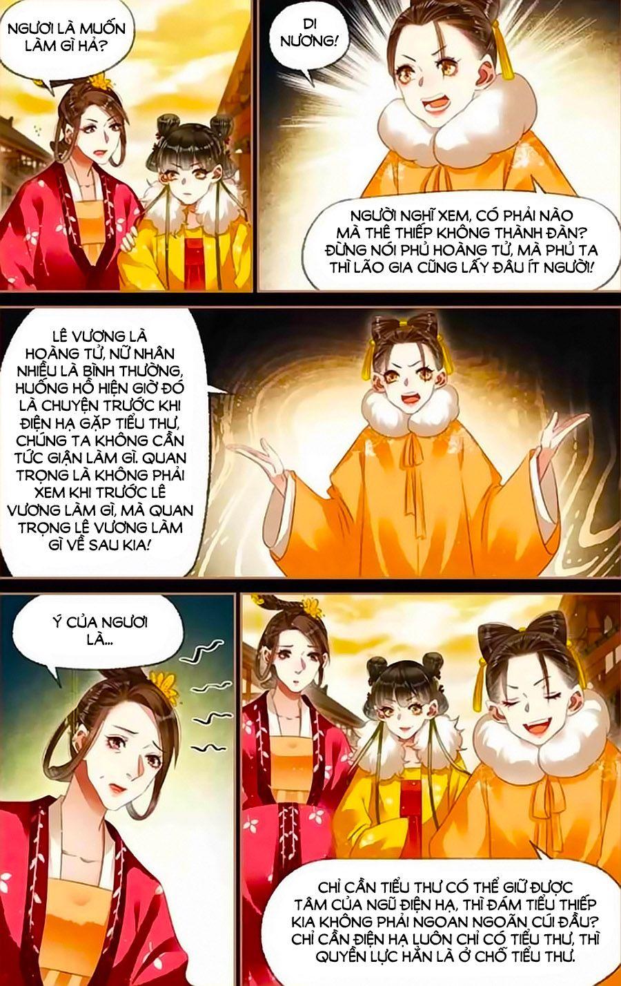 Thần Y Đích Nữ Chap 149 Trang 5