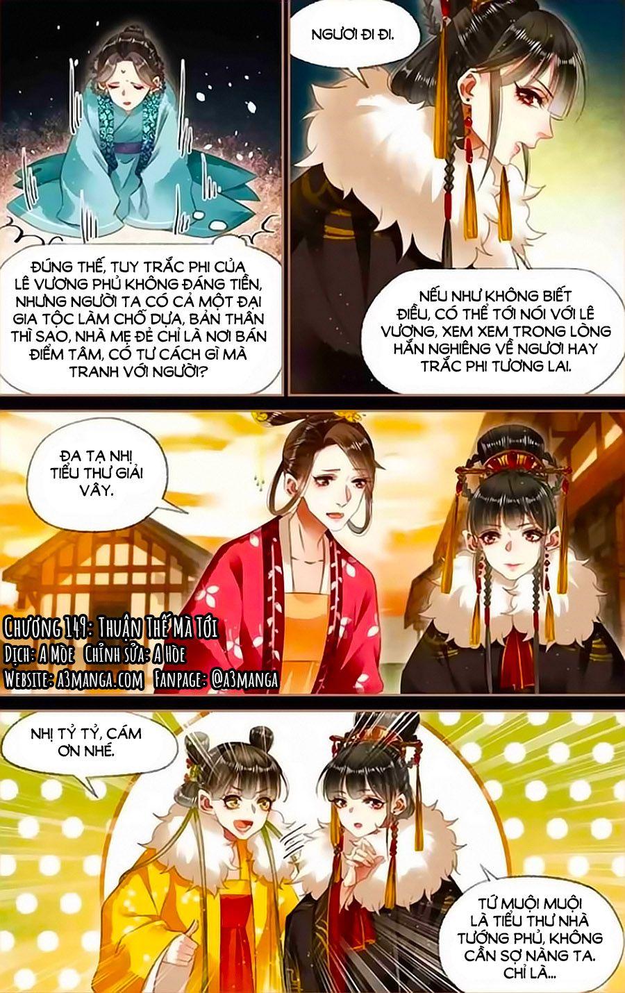 Thần Y Đích Nữ Chap 149 Trang 1