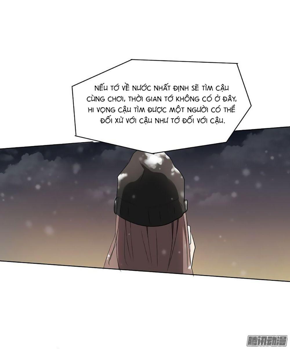 Quay Đầu Nhìn Lại, Anh Yêu Em! - Chap 8