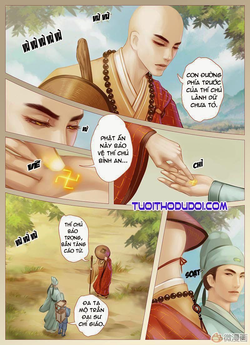 Nguyệt Lạc Tử Hoa - Chap 12