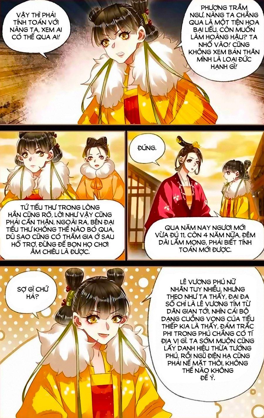 Thần Y Đích Nữ Chap 149 Trang 7