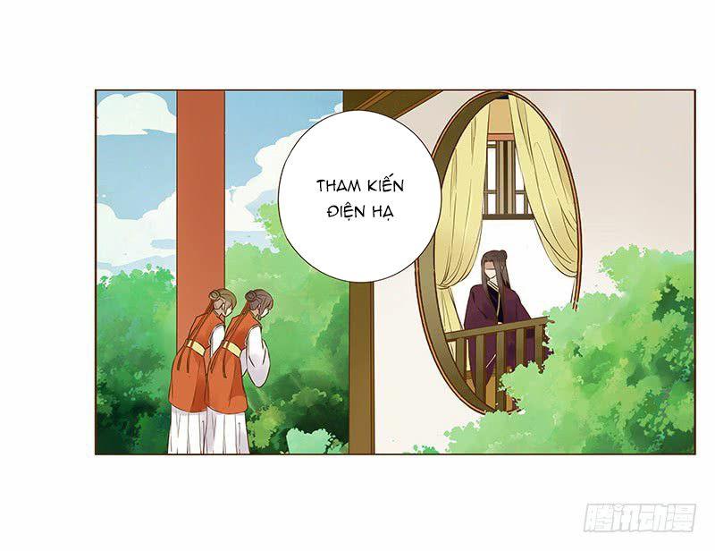 Đế Vương Trắc - Chap 101