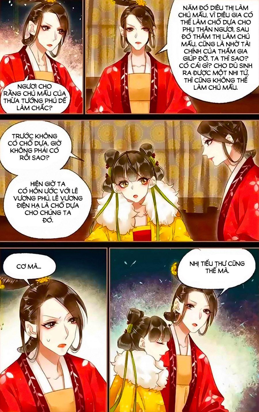 Thần Y Đích Nữ Chap 147 Trang 7