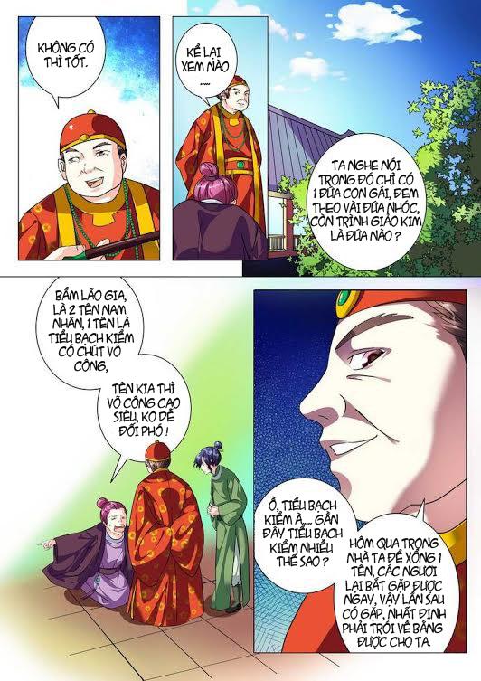 Lưu Manh Giang Hồ Chap 13