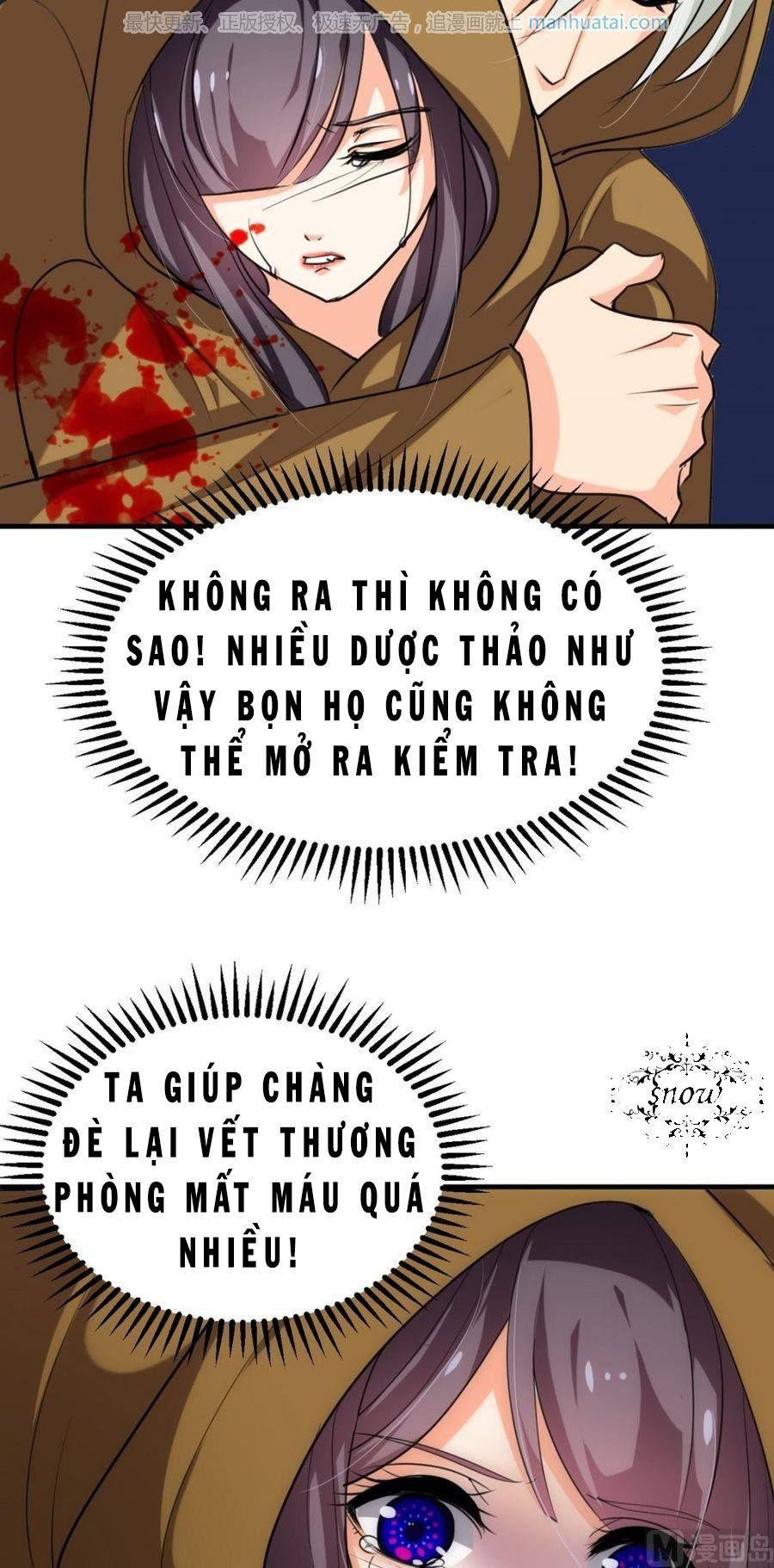 Dưỡng Thiếu Chủ Đấu Tra Nam - Chap 101