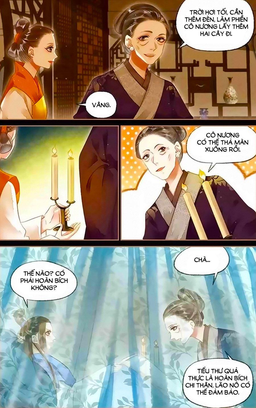 Thần Y Đích Nữ Chap 147 Trang 3