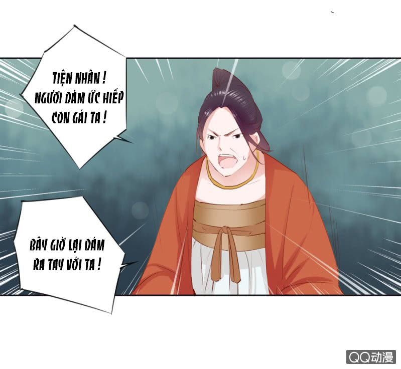 Solo Đi Vương Gia - Chap 9