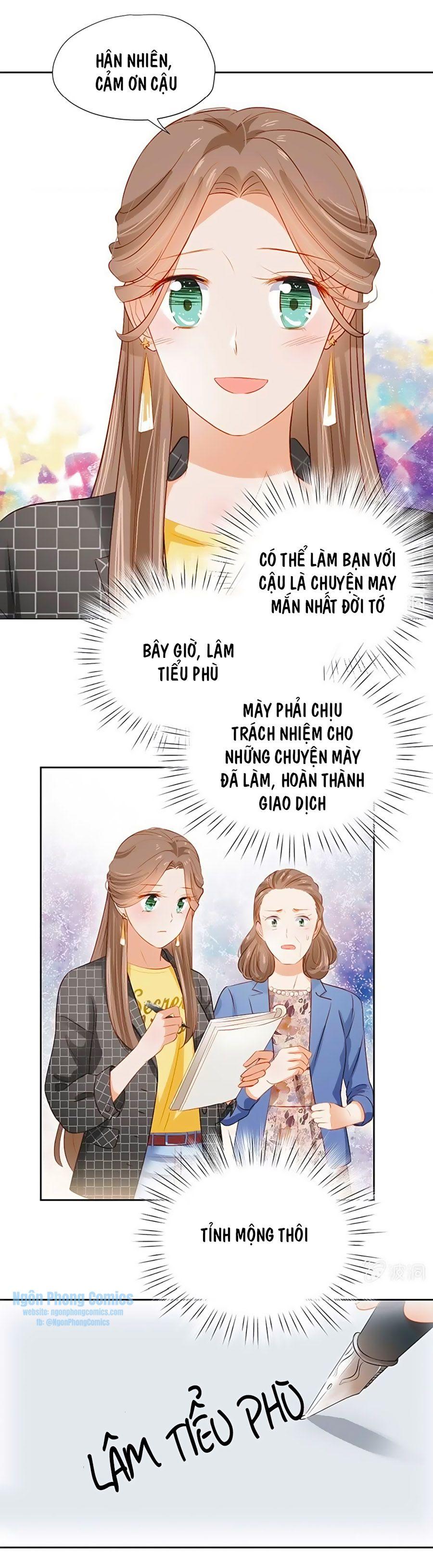 Khi Trá Luyến Nhân chap 10 - Trang 20