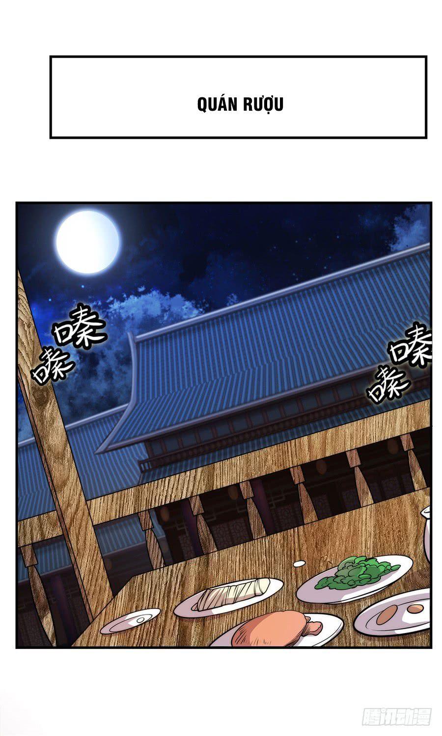 Cuộc Sống Thoái Ẩn Của Võ Lâm Chi Vương - Chap 24