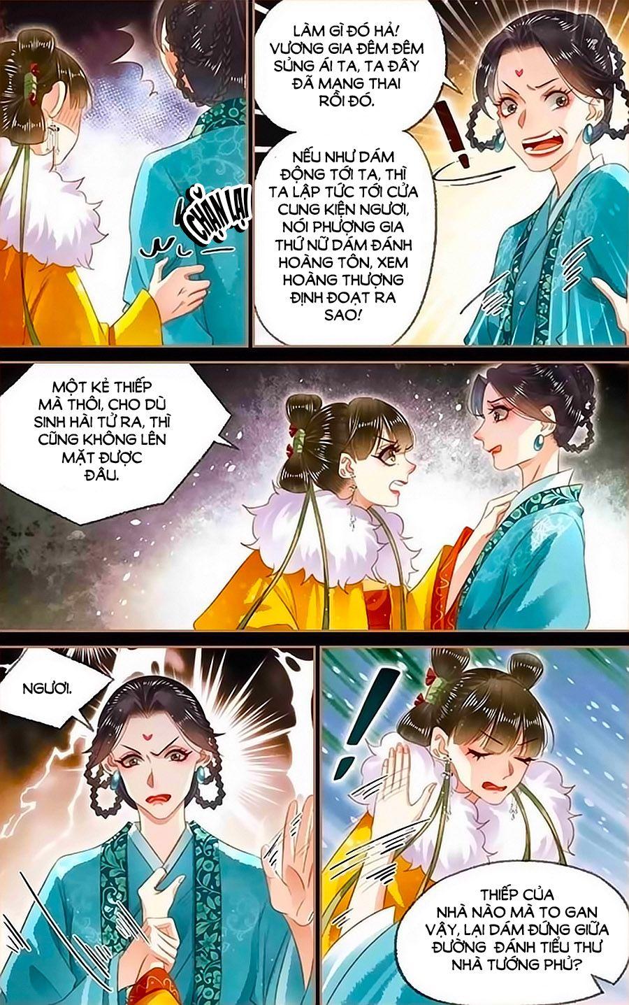 Thần Y Đích Nữ Chap 148 Trang 6