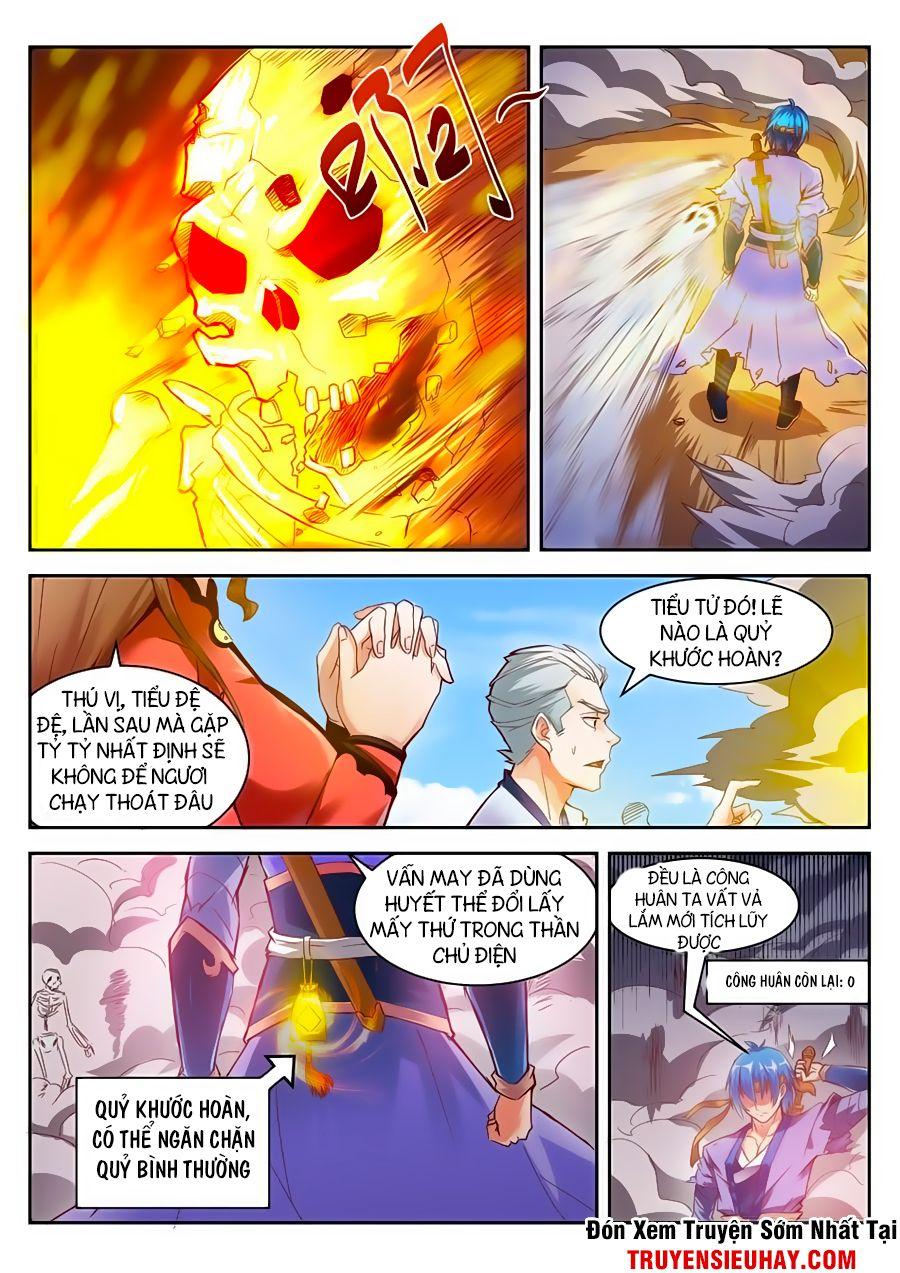 Chủ Thần Quật Khởi - Chap 24