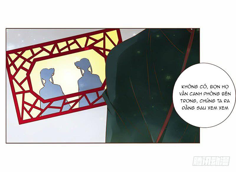 Đế Vương Trắc chap 106 - Trang 19