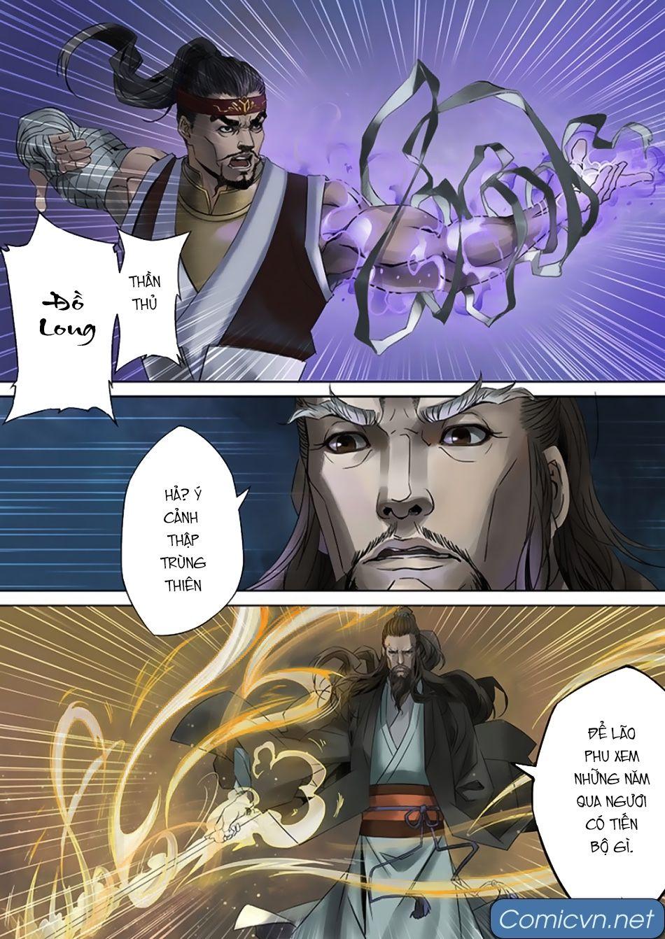 Thiên Cơ Lệnh - Chap 36