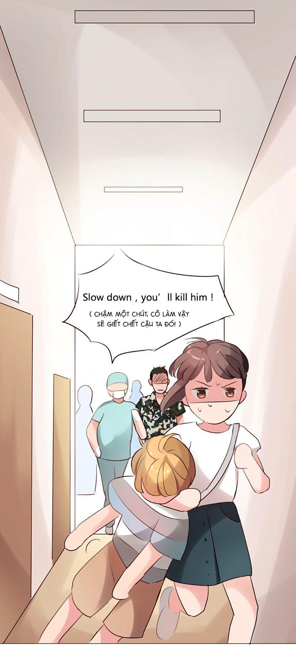 Quay Đầu Nhìn Lại, Anh Yêu Em! chap 7 - Trang 19