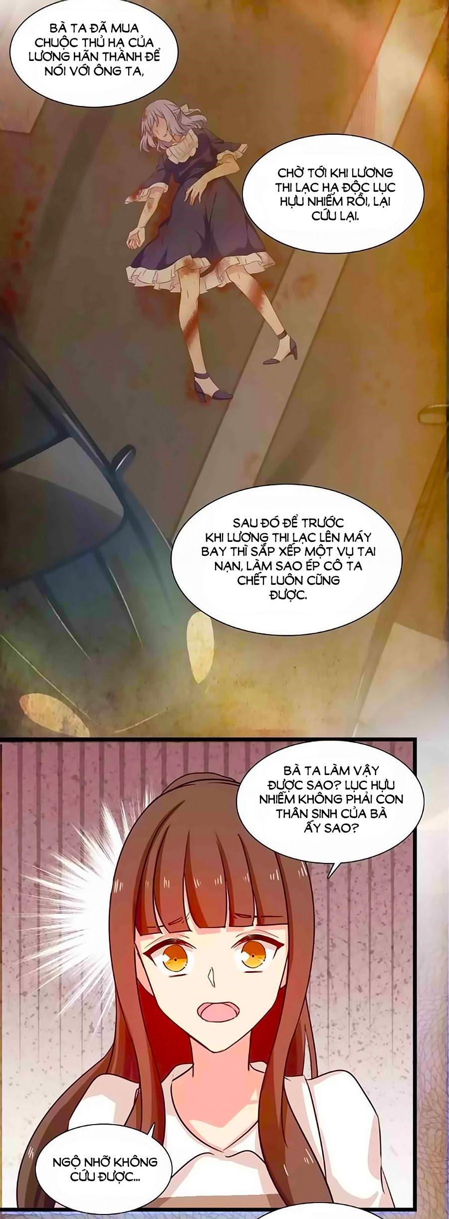 Chỉ Nhiễm Thành Hôn – Chap 178