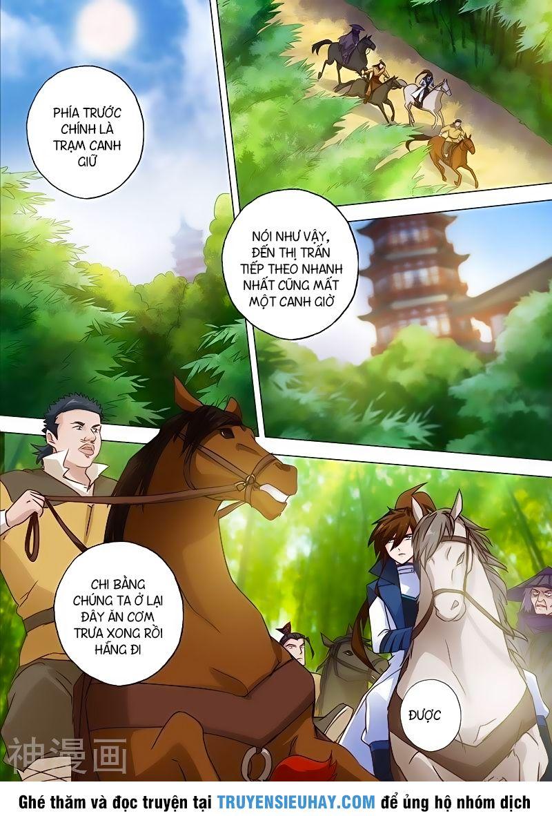 Linh Kiếm Tôn - Chap 124