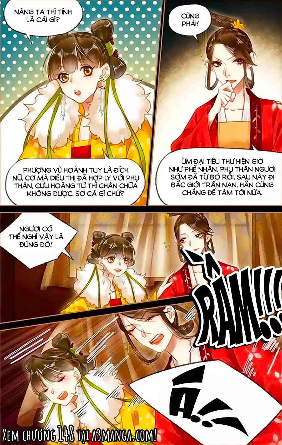 Thần Y Đích Nữ Chap 147 Trang 8