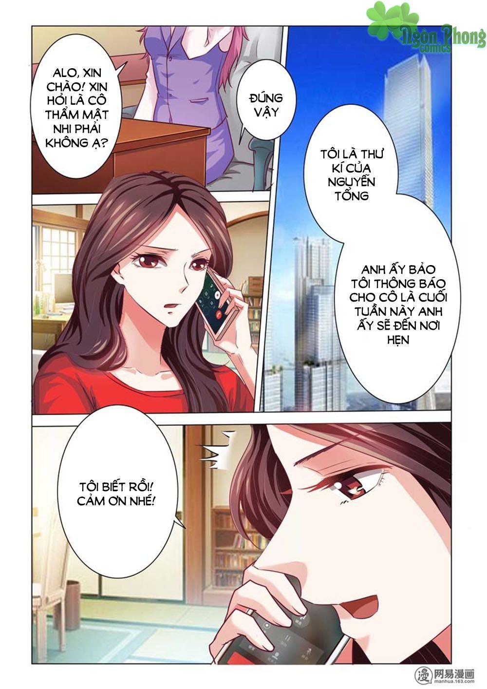Hào Môn Tiểu Lão Bà – Chap 56
