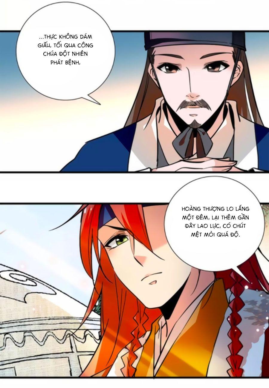 Hoàng Thượng! Hãy Sủng Ái Ta Đi! Chap 78