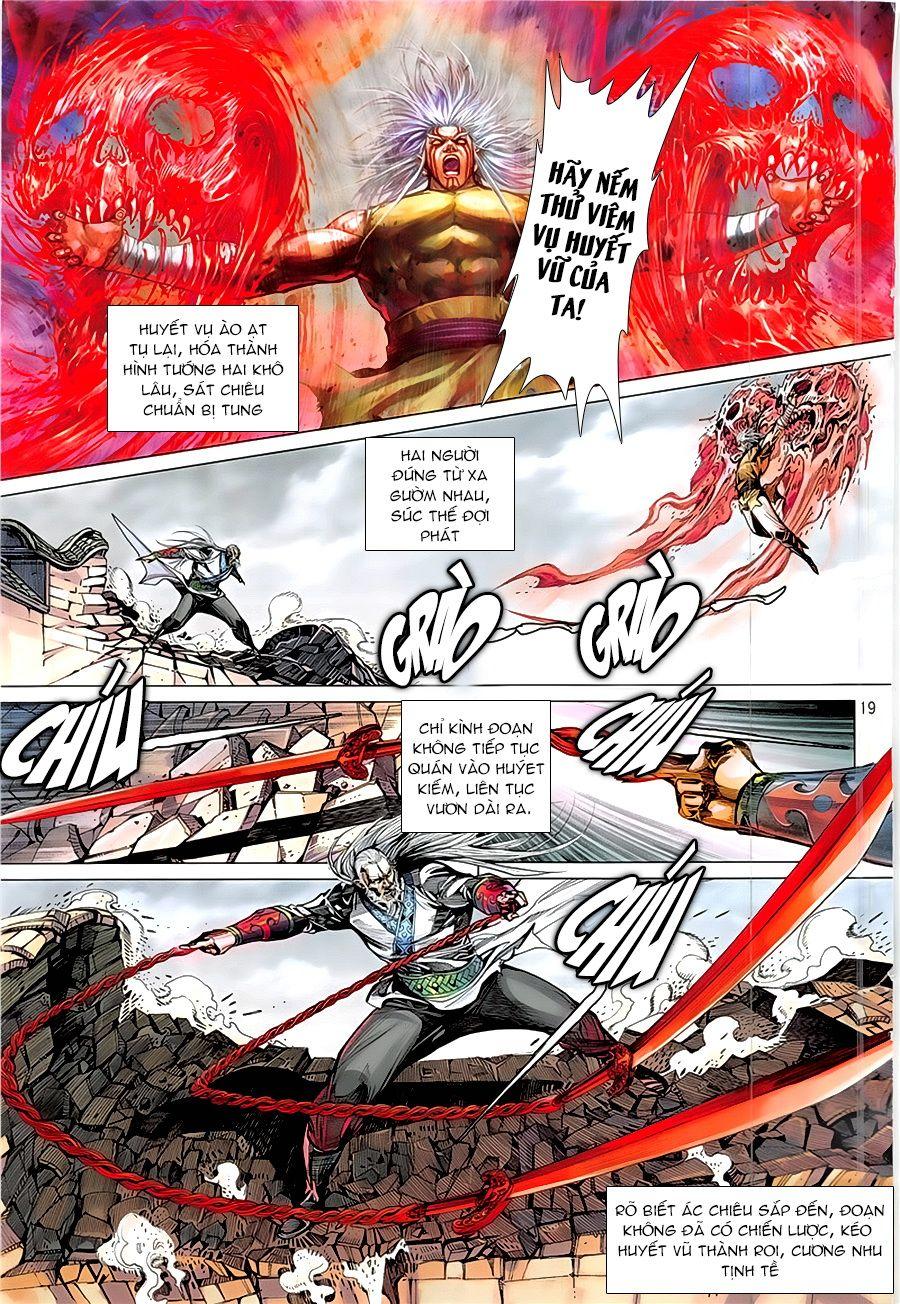 Thiết Tướng Tung Hoành Chapter 231