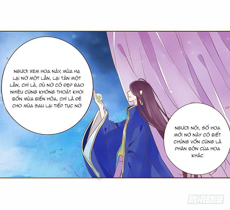Đế Vương Trắc - Chap 105