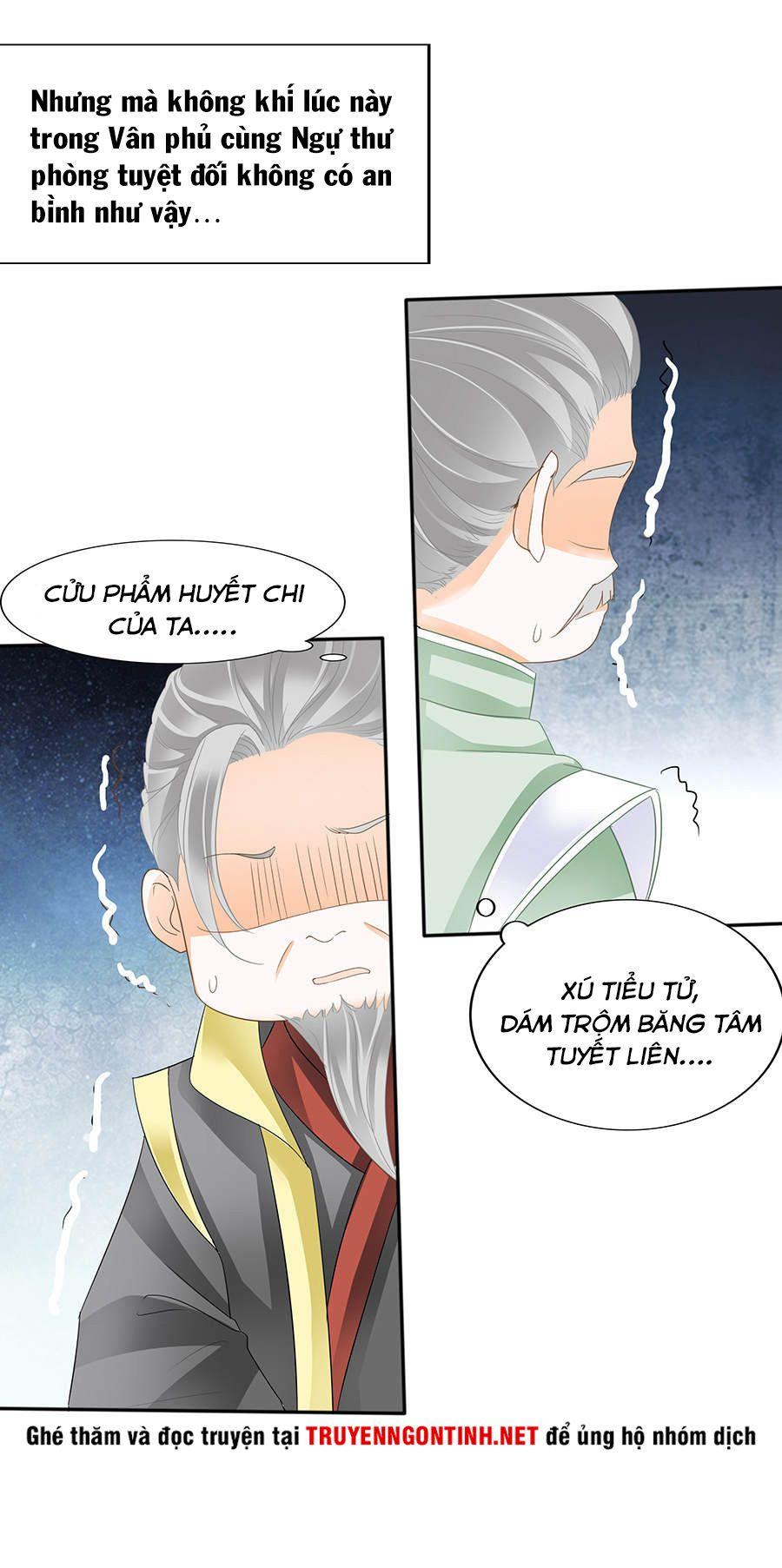 Vương Phi Lại Hạ Độc Rồi - Chap 15