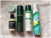 【油頭救星!】點評五款免沖水洗髮用品/Dry Shampoo